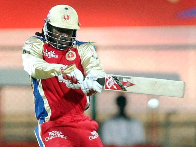 Royal Challengers Bangalore,Royal Challengers Bangalore opener,Chris Gayle
