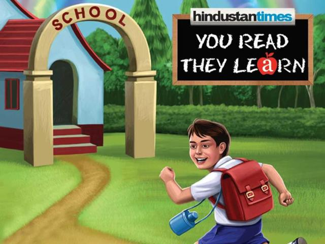 New Delhi,'You Read,They Learn'