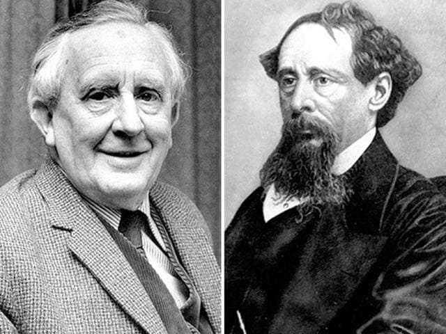 Tolkien-Dickens-grandsons-team-up-for-book