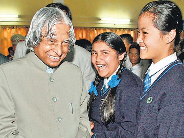 Abdul Kalam,lessons on Abdul Kalam to be taught in schools in MP,Shivraj Singh Chouhan