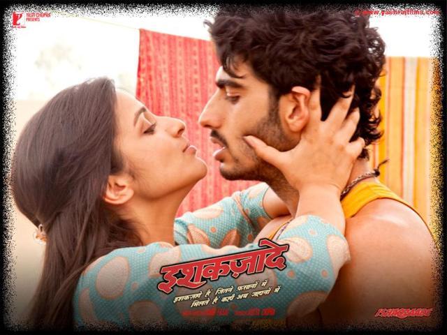 Arjun Kapoor,Ishaqzaade Yash Raj Films,Hindustan Times