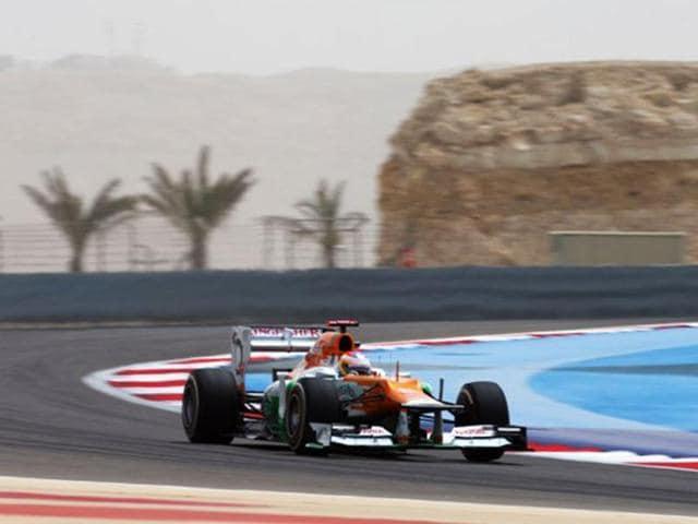 Manama,Bahrain Grand Prix,Force India