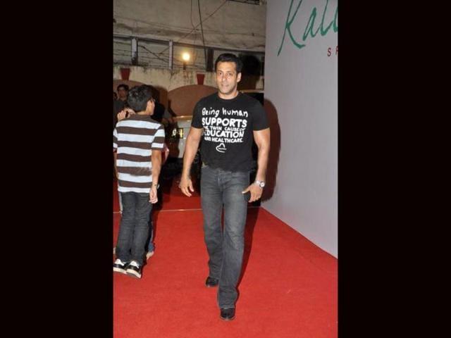 Salman Khan,Subhash Ghai,Hindustan times