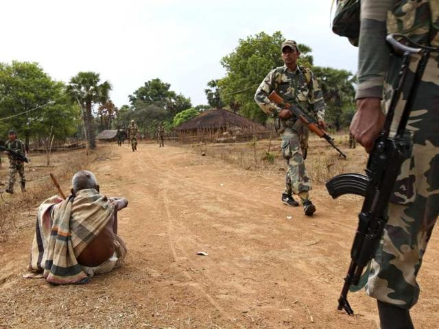 A-Maoist-was-killed-during-an-encounter-with-security-force-HT-File-Photo-Ajay-Aggarwal