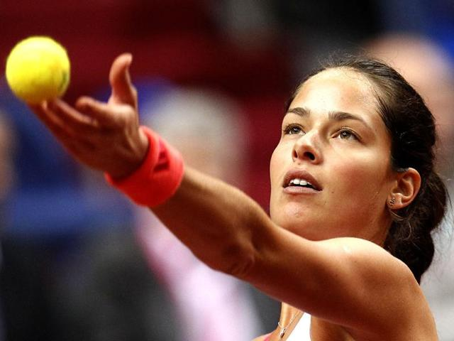 Serbia-s-Ana-Ivanovic-serves-a-ball-to-Russia-s-Anastasia-Pavlyuchenkova-during-their-the-Fed-Cup-semifinal-match-in-Moscow-Russia-AP-Photo-Misha-Japaridze