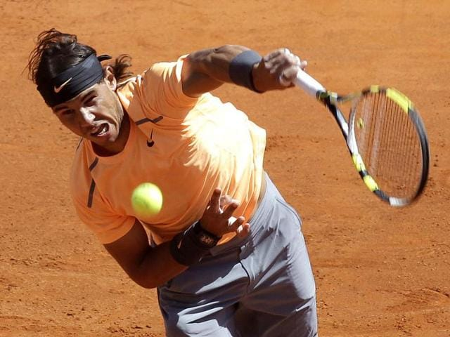 Spain-s-Rafael-Nadal-plays-a-return-to-Novak-Djokovic-of-Serbia-during-their-final-match-of-the-Monte-Carlo-Tennis-Masters-tournament-in-Monaco-AP-Photo-Lionel-Cironneau