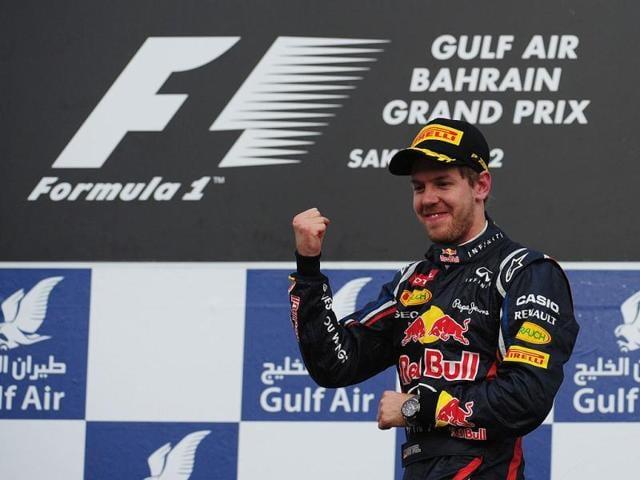 Sebastian Vettel,F1 race,Formula 1
