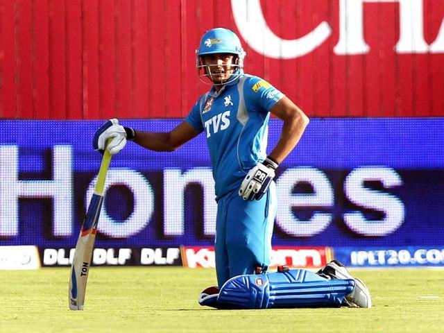 Pune-Warrior-batsman-Manish-Pandey-bats-during-the-match-between-Pune-Warriors-and-Delhi-Daredavils-at-Subrata-Roy-Sahara-Stadium-in-Pune-HT-Photo-Santosh-Harhare