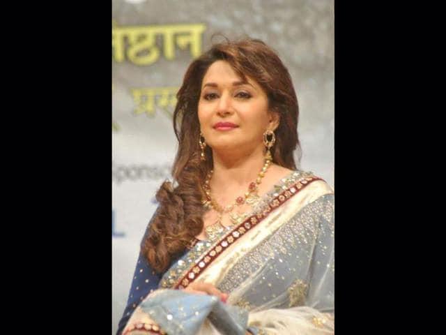 Hindustan Times,Madhuri Dixit,Gulab gang
