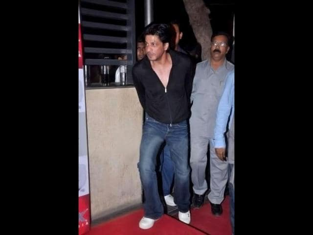 Hindustan TImes,Shah Rukh Khan,Dilip Kumar