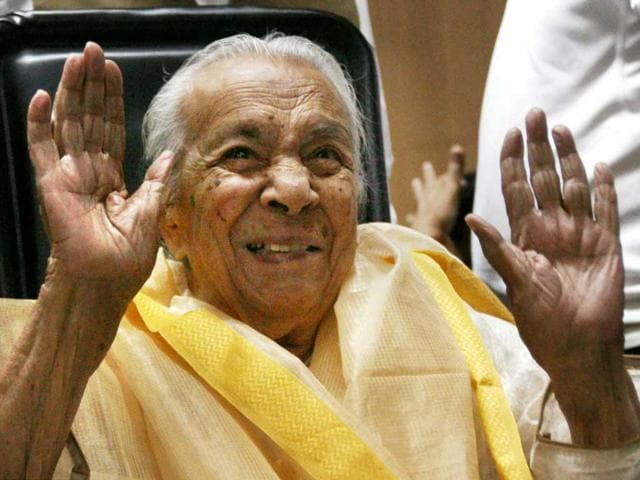 Bollywood's 'Laadli of the century' Zohra Sehgal dies at 102