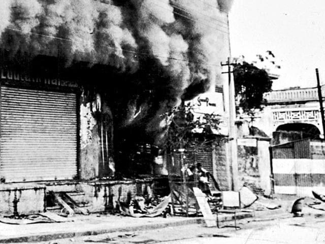 Sacramento,California,1984 anti-Sikh riots