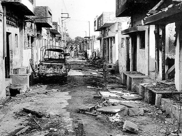 1984 anti-Sikh riots,Saurabh Pratap Singh Laler,Lakhvinder Kaur