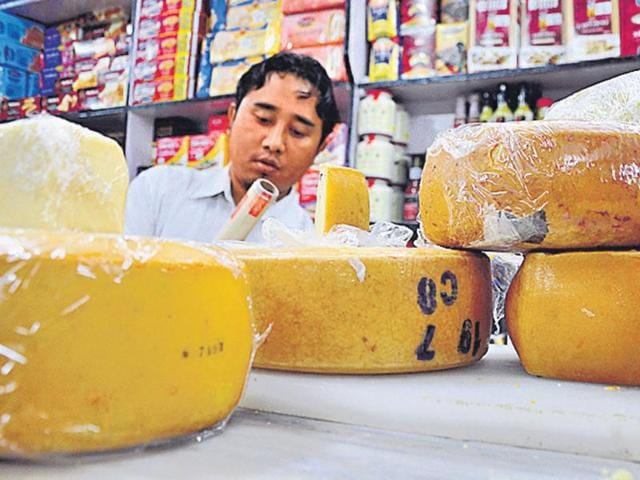 The--cheese-at-display-in-the-Steakhouse-Jor-Bagh