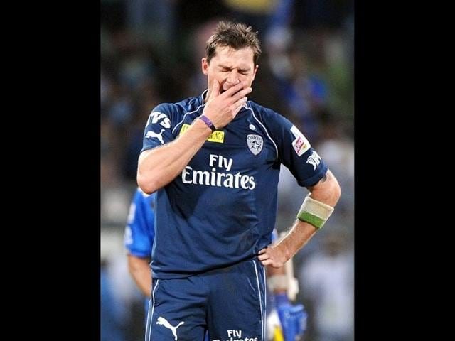 Stephen Fleming,Royal Challengers Bangalore,Deccan Chargers
