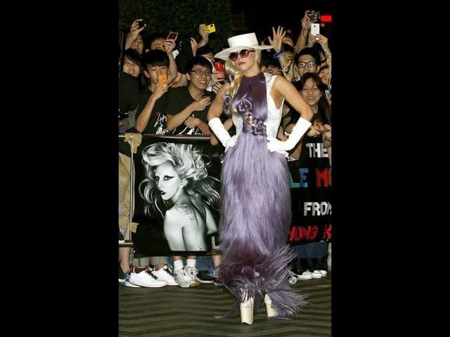 Lady Gaga,hindustan times,news
