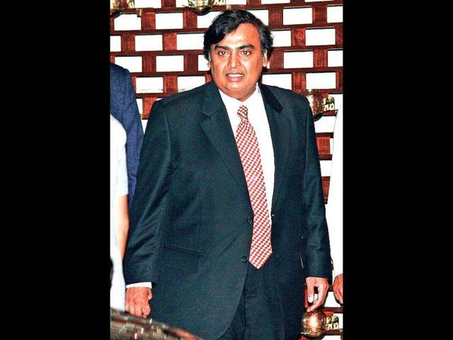 Mukesh Ambani is richest Indian again, Gates leads world ranking