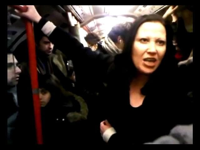 Jacqueline Woodhouse,London Underground,Central Line between St Paul's and Mile End