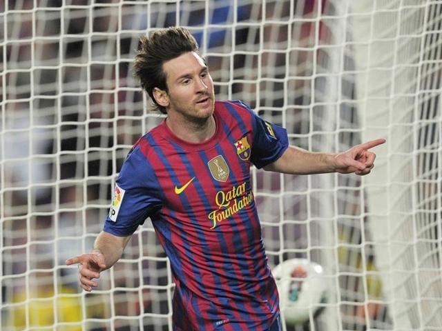 Lionel Messi,La Liga,Espanyol