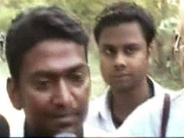 Sukma-collector-Alex-Paul-Menon-talks-to-the-media-after-he-was-released-by-the-Naxals-in-Chintalnar-PTI-photo