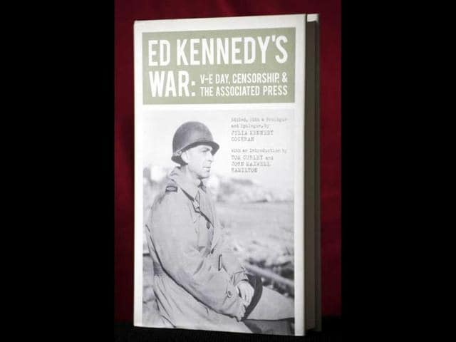 Associated Press correspondent,Edward Kennedy,Associated Press