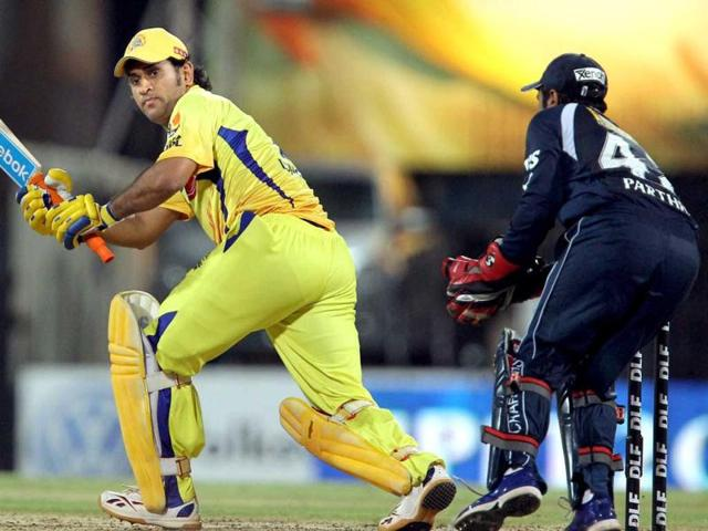 Chennai-Super-Kings-MS-Dhoni-plays-a-shot-during-the-IPL-5-match-against-Deccan-Chargers-in-Chennai-PTI-Photo-R-Senthil-Kumar