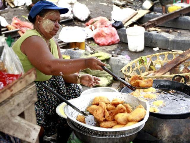organised food services market