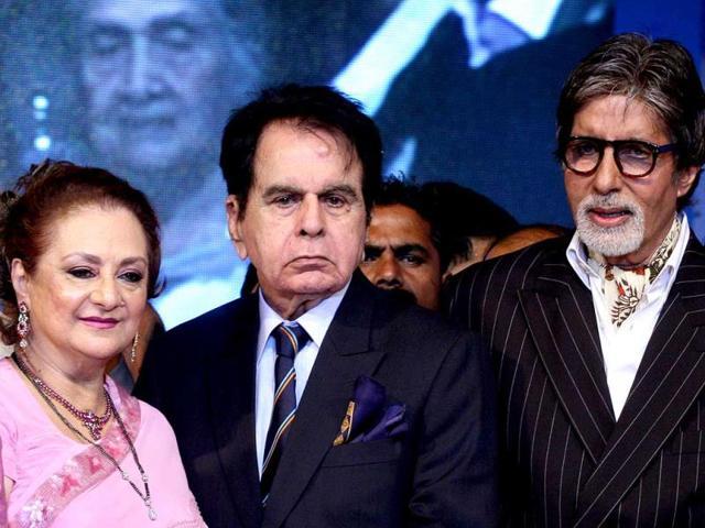 Saira-Banu-Dilip-Kumar-Amitabh-Bachchan