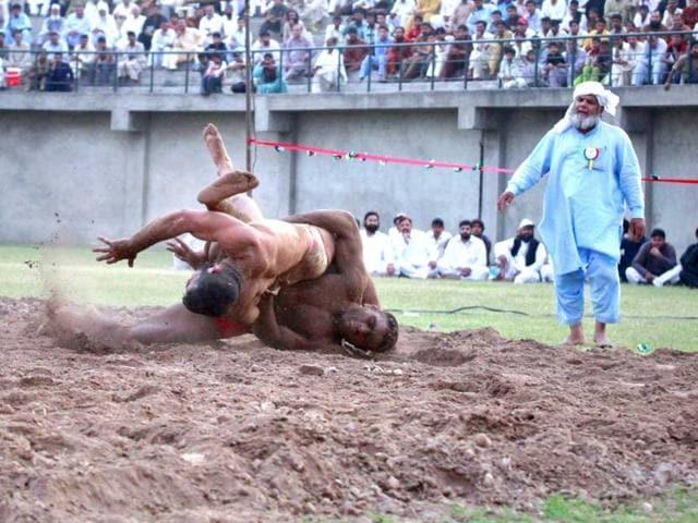 abdul gani,wrestling,bhagani kesari vishal dangal