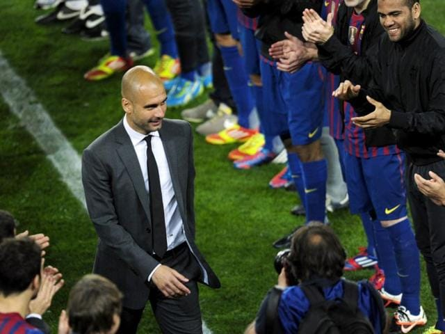 Pep Guardiola,Barcelona,Bayern munich