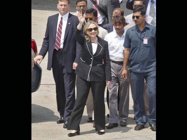 Hillary Clinton,US secretary of state,mamata banerjee