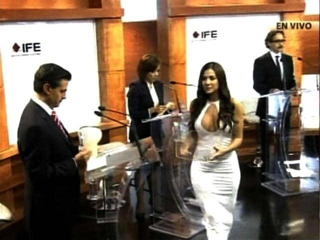 Mexico's presidential debate
