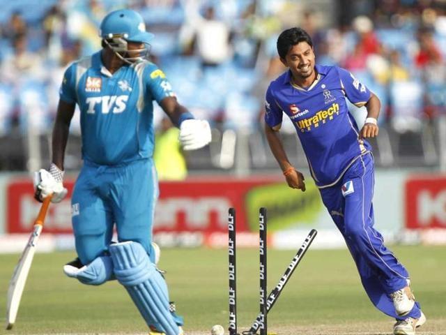 Rajasthan Royals,Siddharth Trivedi,Champions League T20 tournament