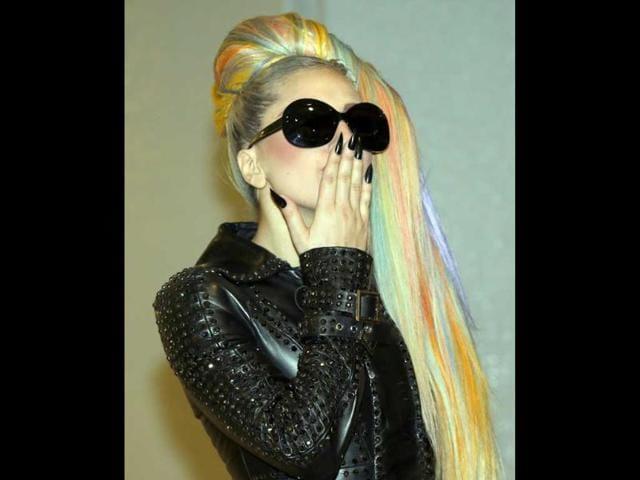 Lady Gaga,Justin Bieber,Katy Perry