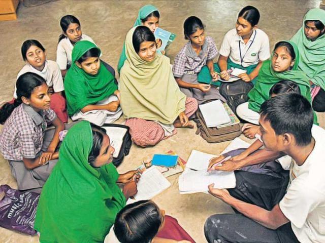 Kolkata,Mou Chakraborty,Promise School