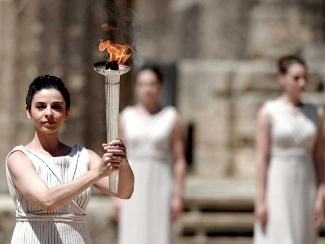 London olympics 2012,Olympic torchbearers,news