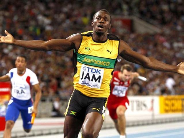 london olympics,Usain Bolt,Yelena Isinbayeva