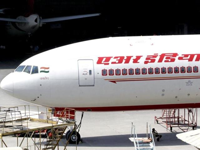 Air India,EBITDA,passenger revenue