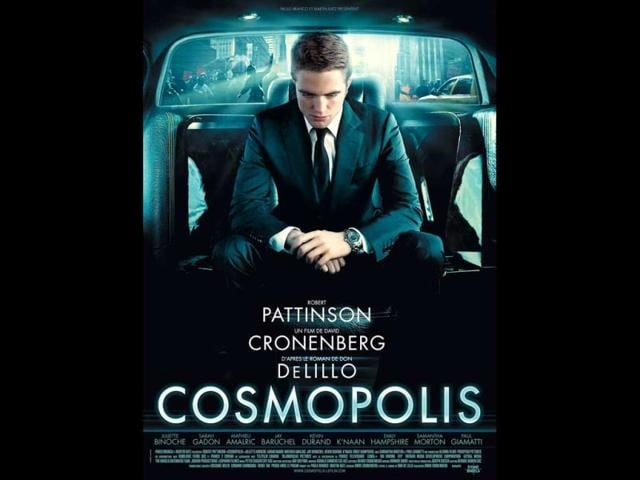 Cosmopolis,Cannes,Robert Pattinson