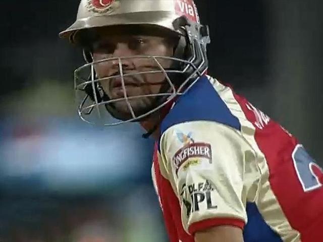 IPL5,pune warriors,Royal Challengers Bangalore