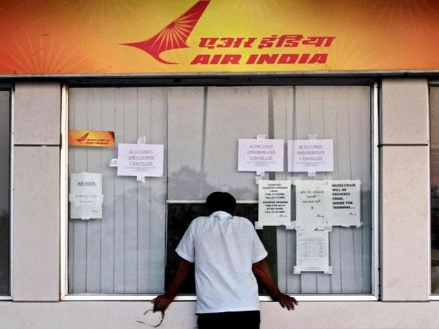 Tushar Srivastava,Air India,news