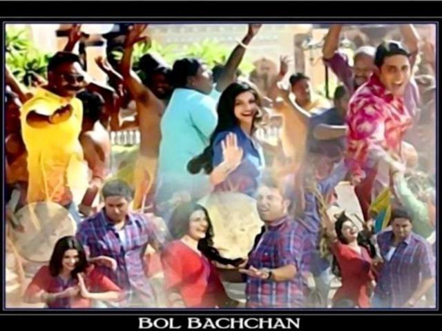 Bol bachchan,Anupama Chopra,news