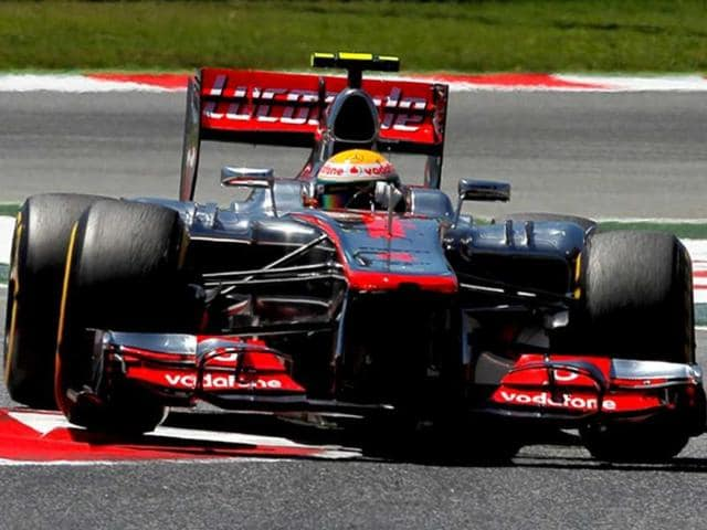 Lewis-Hamilton-s-third-pole-position-of-the-season-is-the-McLaren-team-s-150th-since-its-F1-debut-in-1966-AP-Photo
