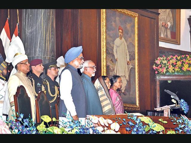 parliament,Manmohan Singh,60th anniversary