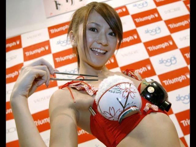 Big Tits Japanese Lesbian
