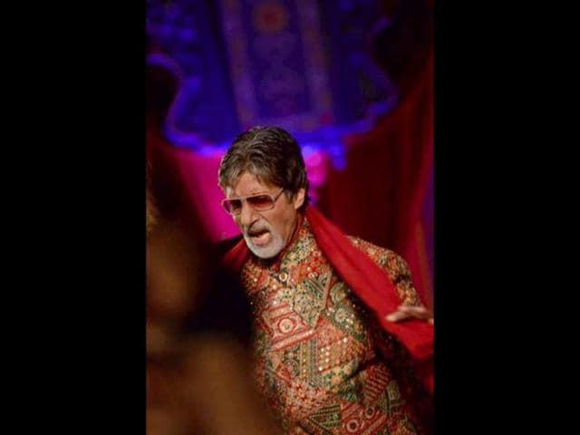 Amitabh Bachchan,Rohit Shetty,Bol Bachchan