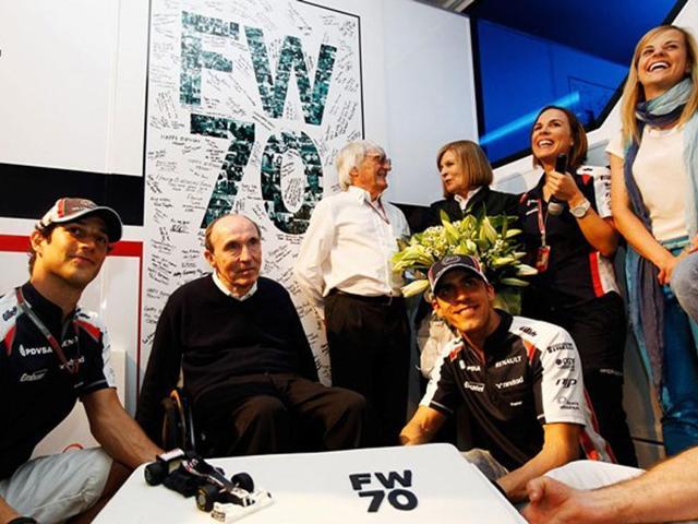 Pastor Maldonado,Formula One,Spainish Grand Prix