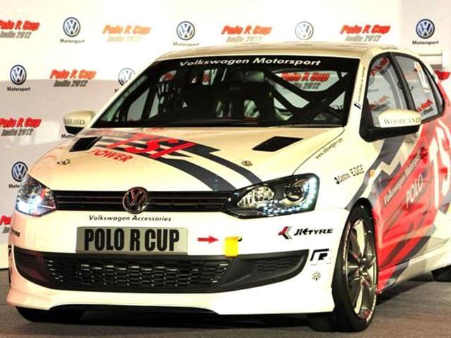Polo R Cup,Volkswagen Motorsport India,news