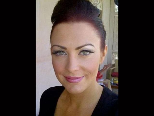 Rebecca Blake,British woman,Dubai