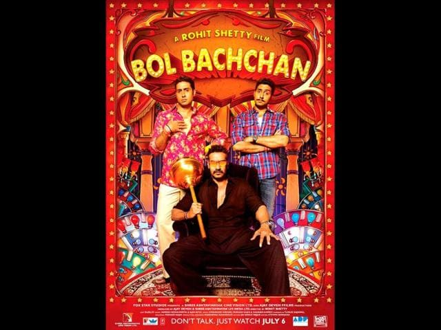 Bol Bachchan offers loads of humorous, fun